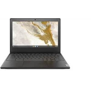 Lenovo 11.6inch Ideapad Chromebook, Intel Celeron N4020 Dual-Core Processor, 4GB RAM, 32GB eMMC for $150