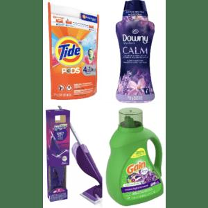 Household Essentials at Target: Buy 2, get $5 Target Gift Card