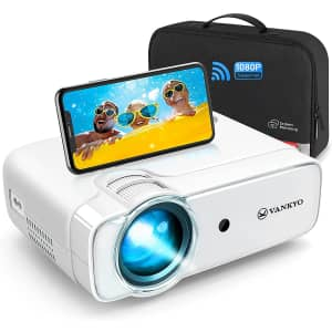 Vankyo 720p Mini Projector for $78