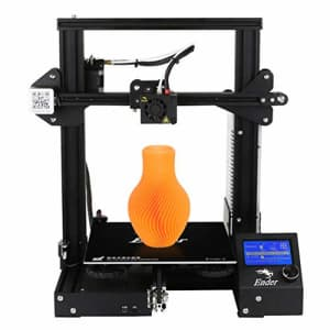 Creality Ender 3 3D Printer Economic Ender DIY Kits with Resume Printing Function 220x220x250MM for $165