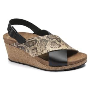 Birkenstock Women's Samira Wedge Sandals for $96