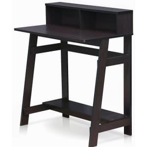 Furinno Simplistic A-Frame Computer Desk for $39