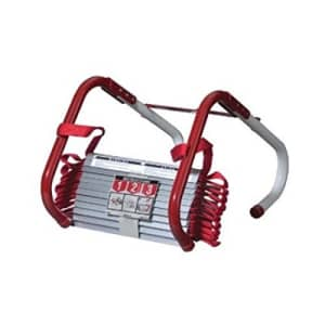 Kidde Kiddle Emergency Fire Escape Ladder 13 and 25 Foot Available (2 Story-13 Foot) for $50