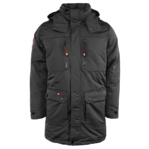 Canada Weather Gear Men's Parka System Jacket for $69