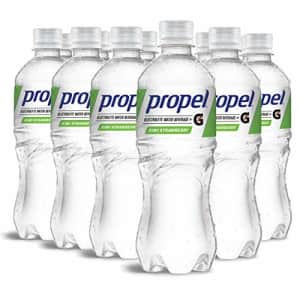 Propel, Kiwi Strawberry, Zero Calorie Sports Drinking Water with Electrolytes and Vitamins C&E, for $6
