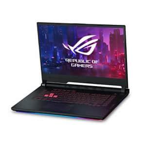 Asus ROG Strix G Gaming Laptop, 15.6 120Hz IPS Type Full HD, NVIDIA GeForce RTX 2060, Intel Core for $1,500