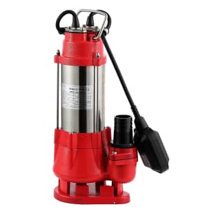 Hallmark Industries Sewage Pump for $130