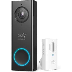 Eufy 2K Video WiFi Doorbell for $105