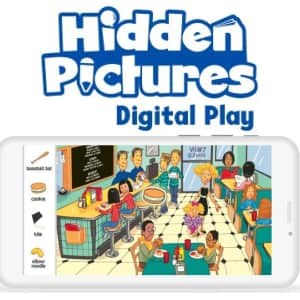 Highlights Hidden Pictures Digital Play: 14-day free trial