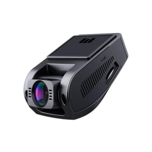 Aukey 1080p Dash Cam for $43