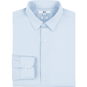 Uniqlo Men's Easy Care Dress Shirts for $6