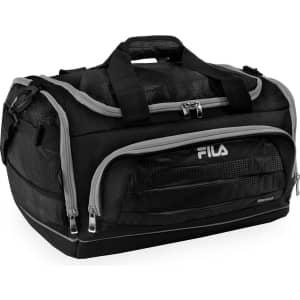 "Fila Cypress 19"" Sport Duffel for $15"