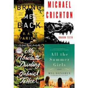 Fiction Books at Barnes & Noble: for $5