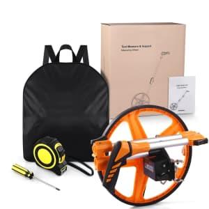 789 Foldable Distance Measuring Wheel Set for $33
