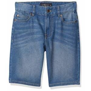 Lucky Brand Boys Shorts, Skyway Denim, 4/5 for $18