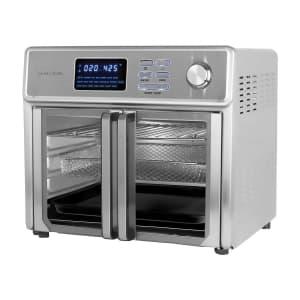 Kalorik Maxx 26-Quart 10-in-1 Stainless Steel Digital Air Fryer Oven for $152 w/ $30 Kohl's Cash