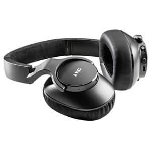 AKG (A Samsung Brand) N700NC M2 Over-Ear Foldable Wireless Headphones, Active Noise Cancelling for $140