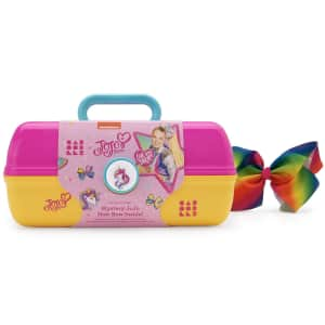 Caboodles Jojo Siwa On-the-go Girl Cosmetic Organizer for $16 in checkout