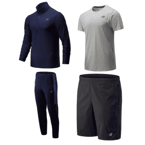 Men's Apparel at Joe's New Balance Outlet: buy one, get 50% off 2nd