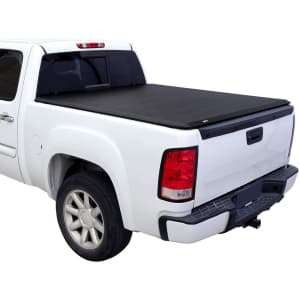 Amazon Basics Soft Roll Up Tonneau Cover for $181
