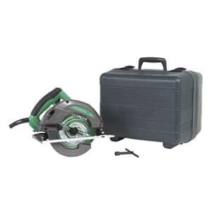 Hitachi C7SB2 15 Amp 7-1/4-Inch Circular Saw with 0-55 Degree Bevel Capacity for $218