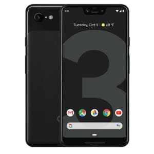 Google Pixel 3 XL 64GB Android Phone for $119