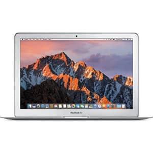 (Refurbished) Apple 13in MacBook Air, 1.8GHz Intel Core i5 Dual Core Processor, 8GB RAM, 128GB SSD, for $449