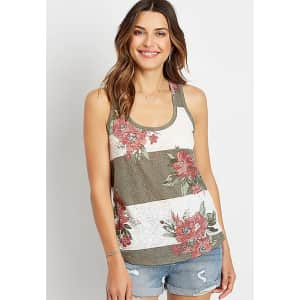 Maurices Women's Knot Back Tank for $10