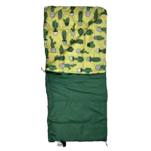 "Ozark Trail Youth 55"" Sleeping Bag for $8"