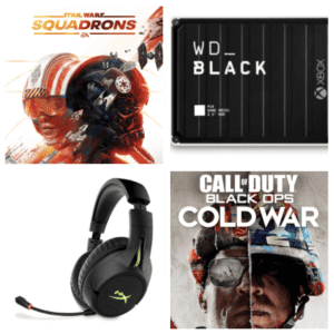 Xbox Deals Unlocked Sale at Microsoft at Microsoft Store: Up to 55% off