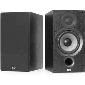 ELAC Debut 2.0 B6.2 Bookshelf Speakers for $251