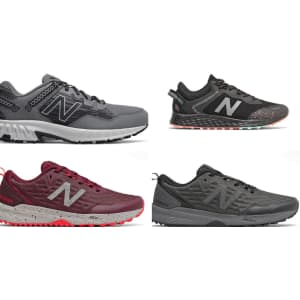 Trail Shoes at Joe's New Balance Outlet: Up to 50% off