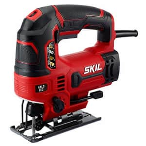 Skil 6 Amp Corded Jig Saw- JS314901 for $40