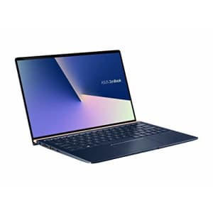 ASUS ZenBook 13 Ultra-Slim Durable Laptop 13.3 FHD WideView, Intel Core i7-10510U, 16GB RAM, 512GB for $1,800