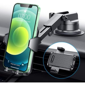 Vanmass Universal Car Phone Mount for $26