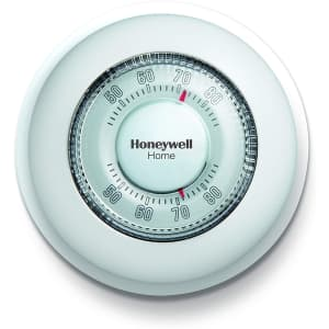 Honeywell Home The Round Heat Only Manual Thermostat for $37