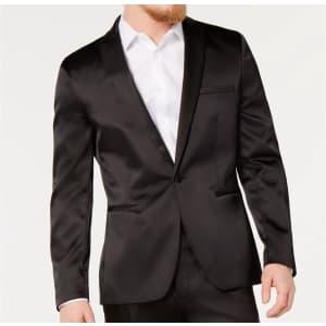 INC Men's Slim-Fit Tuxedo Jacket for $25
