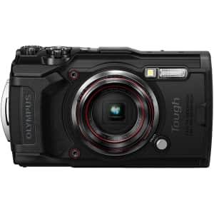 Olympus Tough TG-6 Waterproof Camera for $450