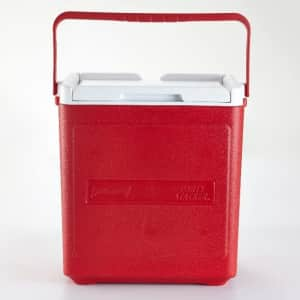 Coleman 18-Quart Party Stacker Cooler for $21