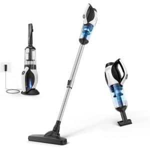 Aposen 4-in-1 Cordless Stick Vacuum for $45