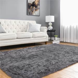 Area Rugs at Amazon: under $25