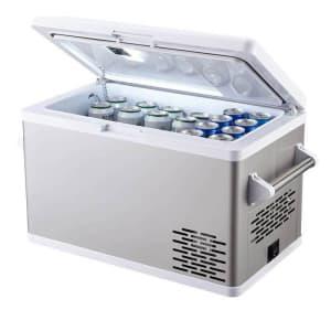 Aspenora 12V 37-Quart Portable Fridge Freezer for $180