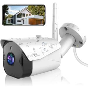 NGTeco 1080p Home Security Camera for $17