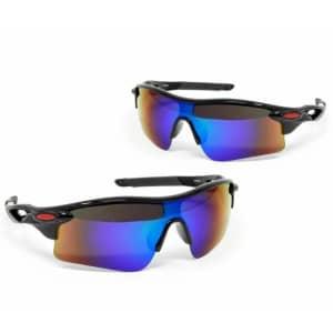 ZeroDark Sport Tactical Polarized Sunglasses 2-Pack for $10