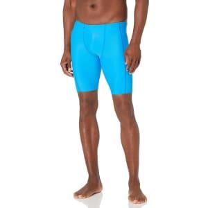 Amazon Essentials Men's Swim Jammer from $7