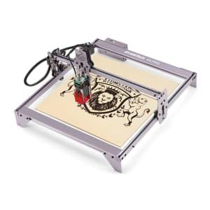 Atomstack 40W Desktop Laser Engraver for $275