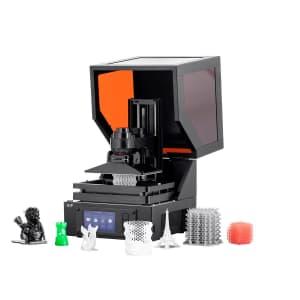 Monoprice MP Mini SLA LCD High Resolution Resin 3D Printer for $140