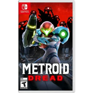 Metroid Dread for Nintendo Switch for $50