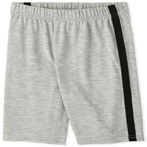 The Children's Place Boys' Active Shorts, H/T Mist, XS (4) for $11