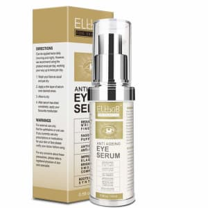 Elbbub Anti-Ageing Eye Serum 0.5-Oz. Bottle for $5